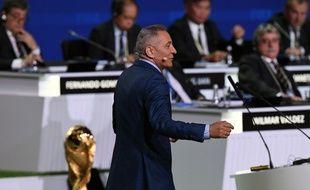 Moulay Hafid Elalamy directeur exécutif de la candidature du Maroc pour le Mondial 2026