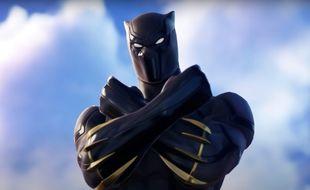 Comment débloquer Black Panther dans Fortnite