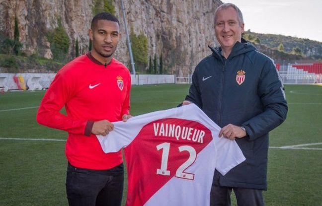 Mercato: Recalé vendredi, William Vainqueur est finalement bien prêté à l'AS Monaco