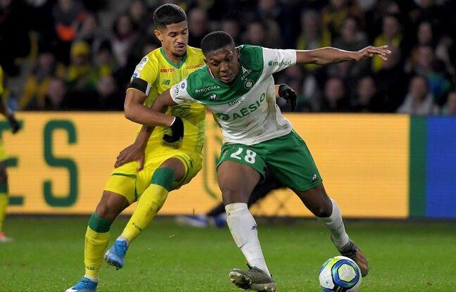 FC Nantes-ASSE: Les Verts pour un quatre à la suite à la Beaujoire... Venez suivre en live ce grand classique de la Ligue 1 à partir de 16 h 45...