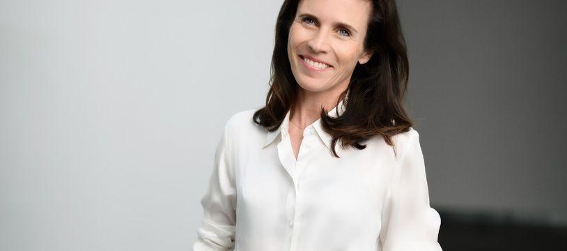 Justine Ryst, directrice générale de YouTube France