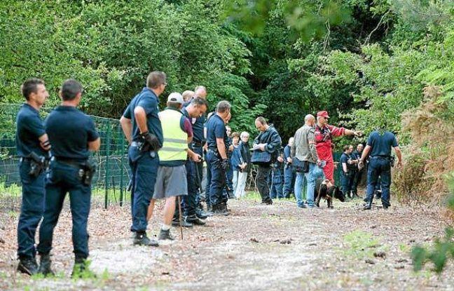Recherches à Eysines le 25 juin 2012 pour retrouver deux enfants disparus
