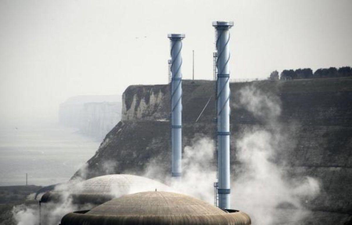 La centrale nucléaire de Penly (Seine-Maritime). – Charly Triballeau afp.com