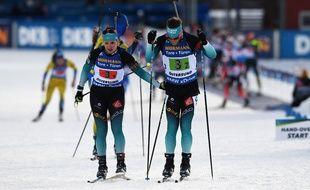 Le relais mixte va ouvrir cette saison 2019-2020 de biathlon.