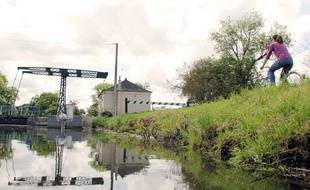 La vallée de la Vilaine veut renforcer son attrait touristique. Ici, l'écluse de Cicé.