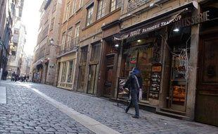Un homme est mort après avoir été poignardé le 9 janvier, à la sortie d'une boulangerie dans le quartier du Vieux-Lyon.