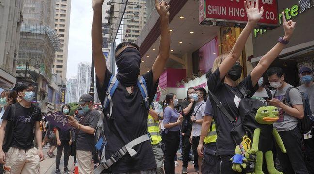 Le conflit entre Hong Kong et la Chine ravivé par la loi sur la sécurité