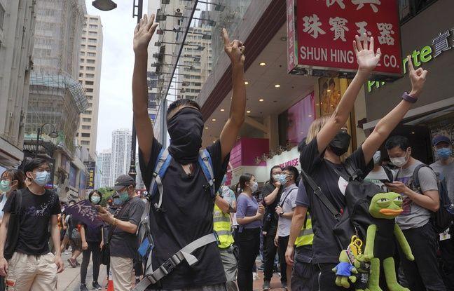 Hong Kong: Pourquoi la loi sur la sécurité nationale ravive de vieilles rancoeurs avec la Chine