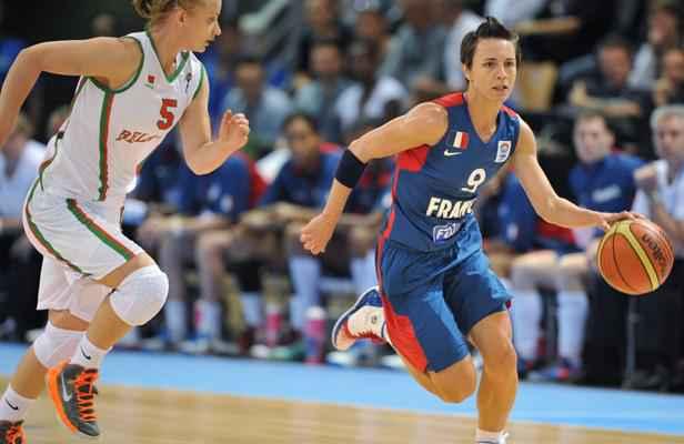 Basket f minin les bleues se reprennent face au mozambique - Coupe d europe de basket feminin ...