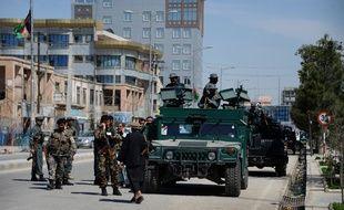 L'attentat a visé le consulat allemand à Mazar-i-Sharif, dans le nord du pays (illustration).