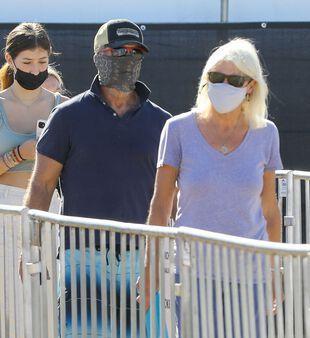 Mel Gibson, le 3 septembre, à Malibu.