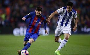 Yuri Berchiche dans le dur contre Messi