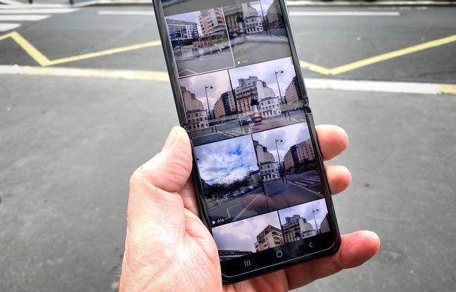Le mode Single Take prend une série de photos et de vidéo avec des cadrages et filtres aléatoires.