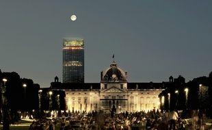 La future Tour Montparnasse