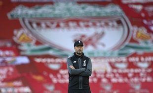 Jurgen Klopp a mené Liverpool à son premier titre de champion depuis 1990.
