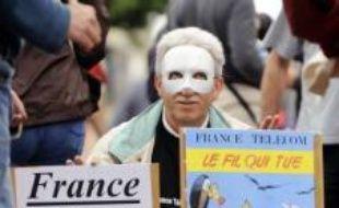 Les directions de La Poste et France Télécom ont recensé mardi respectivement près de 7% et 11% de grévistes en fin de journée, à l'occasion de la journée d'action pour les retraites et les 35 heures à l'appel de la CGT et la CFDT.