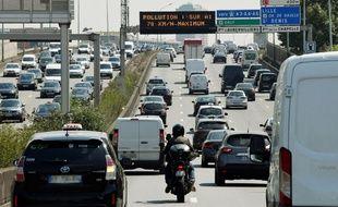 La France connaît un nouvel épisode de pollution avec l'arrivée d'une canicule (Photo d'illustration)