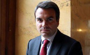 Le député socialiste Thomas Thévenoud, en 2013.