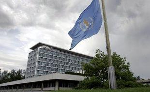 Le siège de l'OMS à Genève en Suisse (image d'illustration).