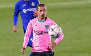 Antoine Griezmann, avec le Barça