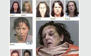 Capture d'écran de la campagne contre la métahamphétamine sur le site rehabs.com, le 7 décembre 2012