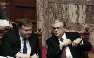 Les partenaires de la Grèce au sein de la zone euro, qui se réunissent lundi, devraient se mettre d'accord sur une solution pour éviter au pays de faire faillite dans un mois, même si les modalités de l'aide envisagée ne sont pas encore clairement définies.