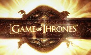 Logo de la série «Game of Thrones»