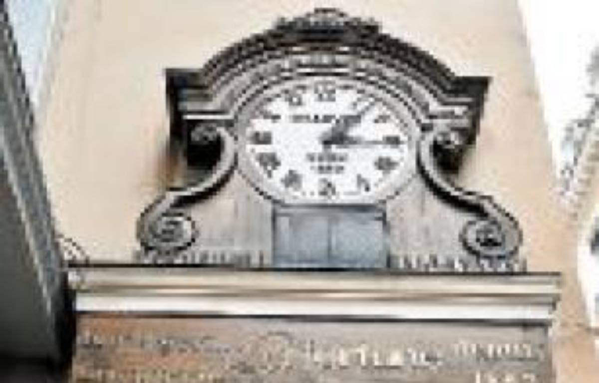 L'horloge aux Guignols va devenir propriété de la ville de Lyon. –  R. LAFABREGUE / 20 minutes