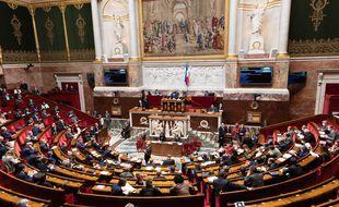 Le Parlement a définitivement adopté la sortie progressive de l'état d'urgence et le pass sanitaire jeudi 26 mai 2021/