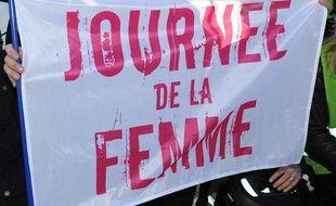Photo d'illustration de la journée des droits des femmes.