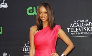 Tyra Banks arrive aux 36e Daytime Emmy Awards, à l'Orpheum Theatre de Los Angeles, le 30 août 2009.