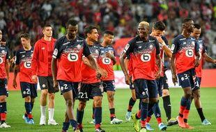 Le Losc va disputer la Ligue 1 et la Ligue des champions