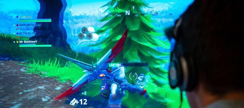 Le jeu vidéo «Fortnite» (illustration).