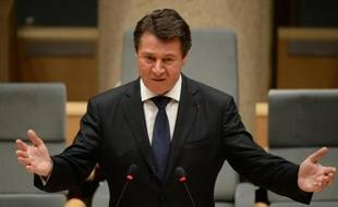 Le maire de Nice Christian Estrosi a réunit plus de 30 maires et élus d'Europe et du pourtour méditerranéen