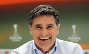 Michel, nouvel entraîneur de Malaga