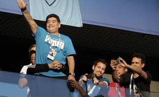 Maradona va mieux (mais pas à ce point non plus)