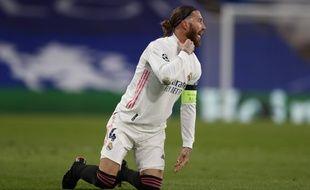 Sale époque pour Sergio Ramos, absent de la liste espagnole pour l'Euro 2021.