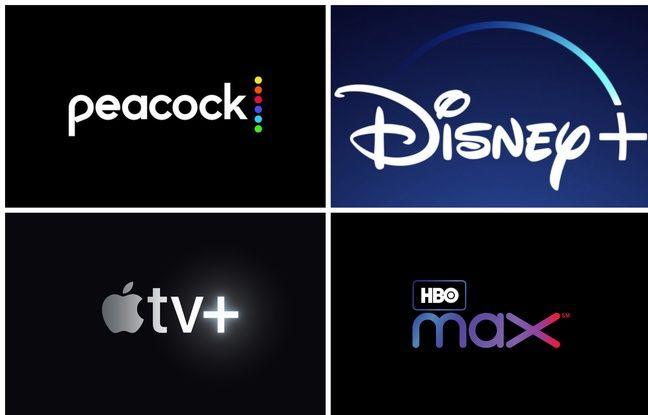 Netflix, Disney+, HBOMax... Le plan de bataille des plateformes de streaming américaines