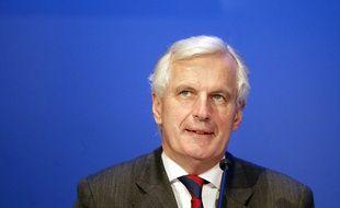 Michel Barnier en 2008