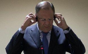 """Réagissant tous les deux au quart de tour, Moscou a fait part jeudi de son """"indignation"""" et Pékin a dénoncé """"l'arbitraire"""" d'un rapport américain qui épingle la Russie et la Chine sur la traite des êtres humains."""