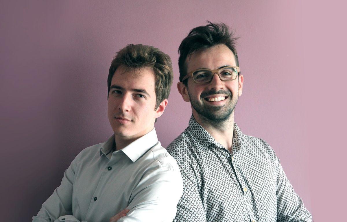Adrien et Vincent Tricard ont lancé le site pretik.org proposant aux internautes de se prêter des objets plutôt que de les louer ou les acheter. – Pretik.org