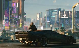 «Cyberpunk 2077», c'est un jeu mais aussi une ville, Night City, où le joueur ou joueuse va passer près de 100 heures