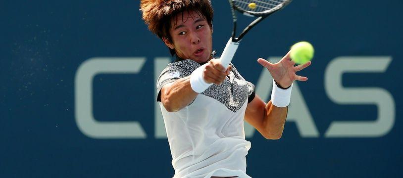 Duckhee Lee est entré dans l'histoire du tennis.