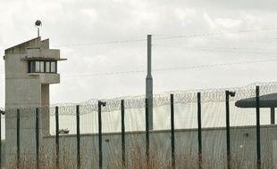 Vue de la prison de Sequedin (Nord), d'où Redoine Faïd s'était déjà évadé en 2013