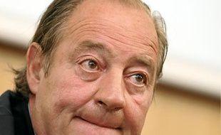 Gervais Martel, patron du RC Lens.