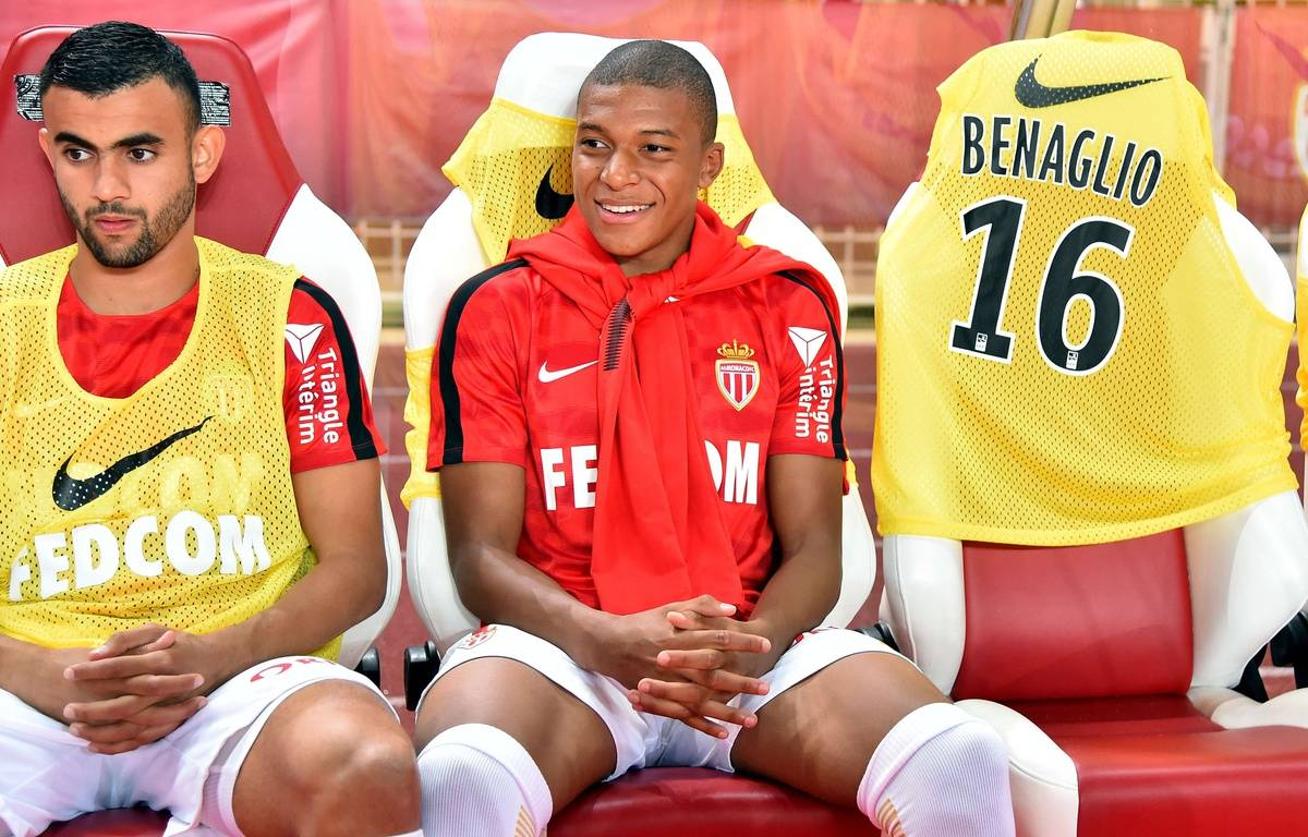Mbappé, assis à côté du meilleur joueur du monde – BEBERT BRUNO/SIPA