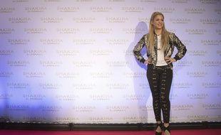 Shakira sera en France en novembre.