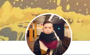 Maxime Haes est victime de cyberharcèlement depuis 2014.