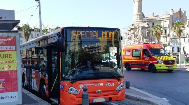 Un chauffeur de bus frappé pour avoir refusé le transport d'un frigo