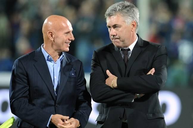 Arrigo Sacchi et Carlo Ancelotti, deux légendes, deux capillarités.